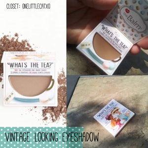 ✿3 for 20✿NWOT What's the tea Mini Vtg Eyeshadow